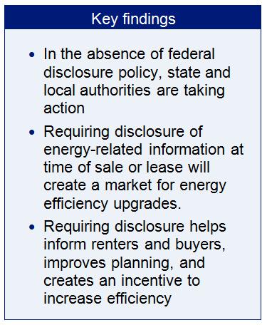 Demanding Better Energy Information