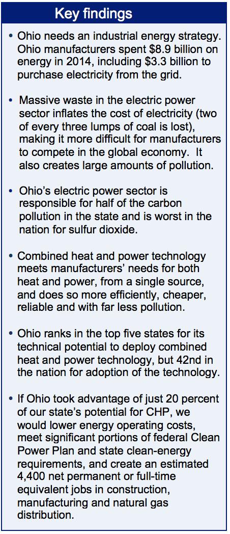 Efficient power, good jobs