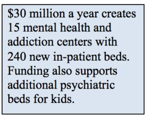$30 million mental health copy